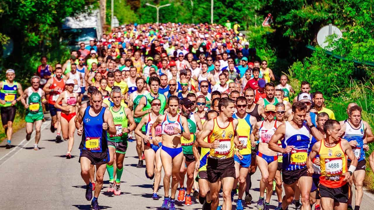 best marathon training plan